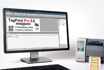 Software TagPrint Pro
