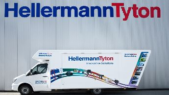 HellermannTyton Innovation Van