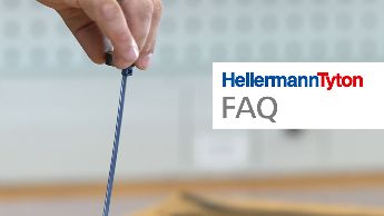 FAQ- Are there detectable plastic cable ties?